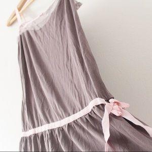 TLC Victoria's Secret Purple Pink Mini Dress PJ